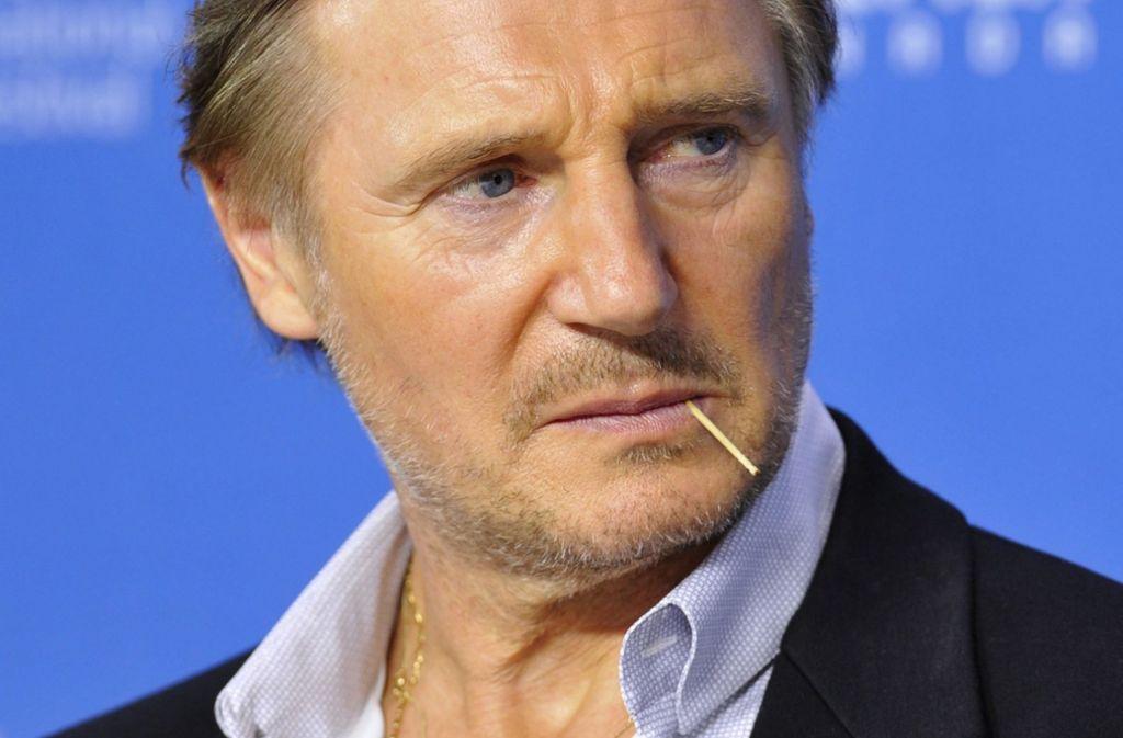 Rassismus-Vorwürfe gegen Liam Neeson: Empfang für US