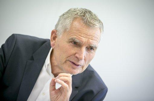 Wolfgang Dietrich soll VfB-Präsident werden
