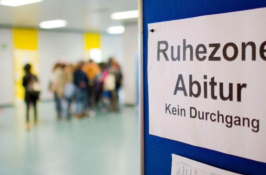 2017 durchschnittsnote abitur baden württemberg Abiturprüfungen starten