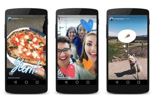 Instagram lässt Fotos automatisch löschen