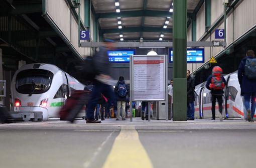 Corona Test Hauptbahnhof