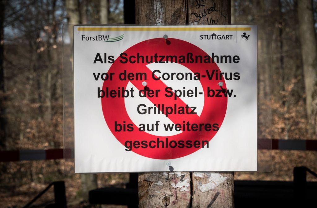 Grillen Corona Baden Württemberg