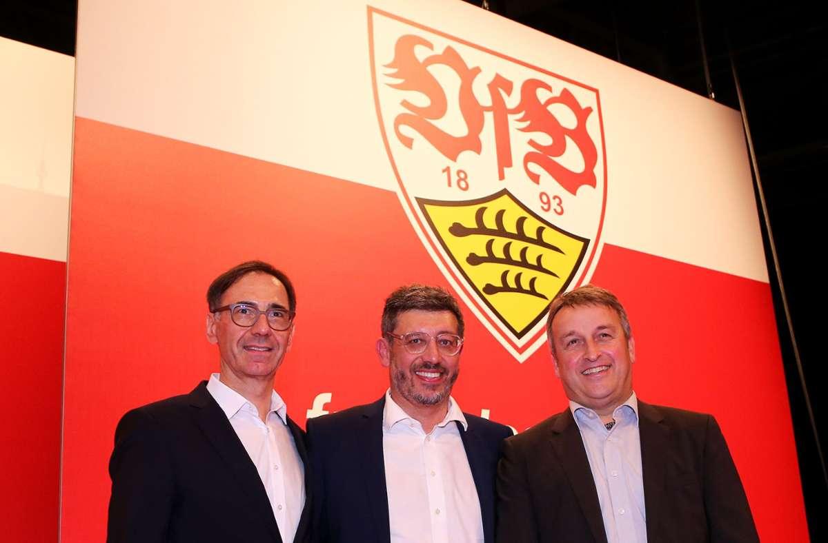 Führungskrise beim VfB Stuttgart - Das Ringen um die Mitgliederversammlung ist entschieden - Stuttgarter Nachrichten