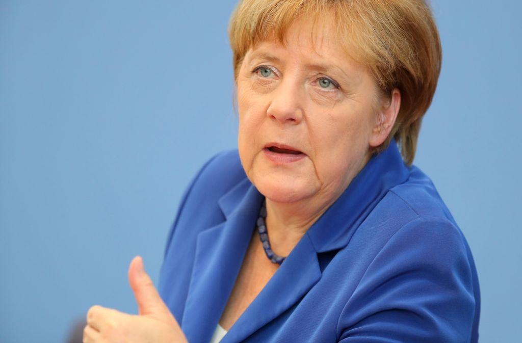 Merkel Kommentar