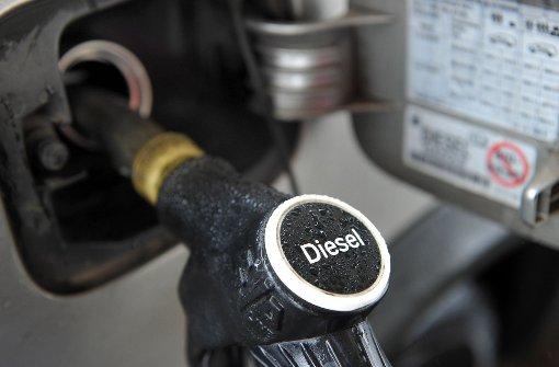 Diesel-Rückgang wird geprüft