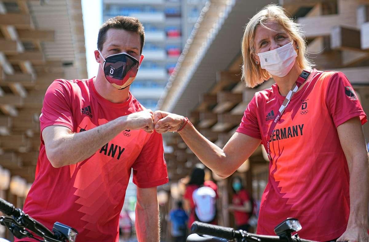 Olympia 2021: Laura Ludwig und Patrick Hausding deutsche ...