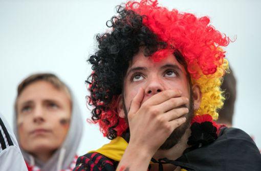 Deutschlandspiel Mittwoch