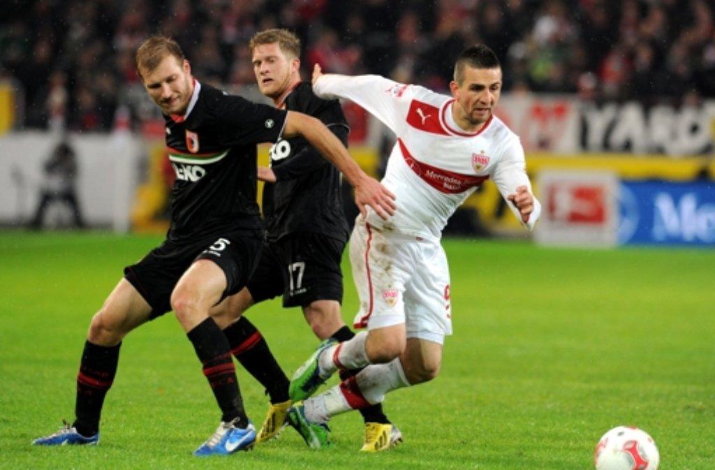Stuttgart Gegen Augsburg