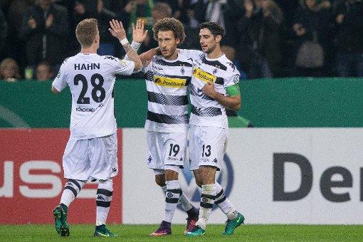 Gladbach siegt souverän gegen den VfB