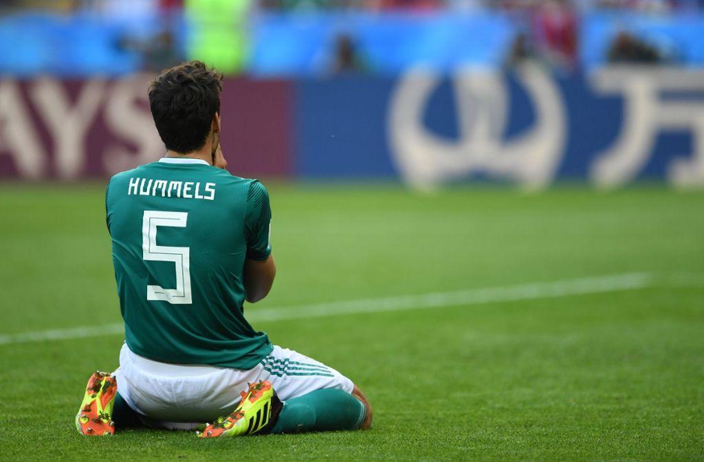 Peinliches Aus In Der Vorrunde Titelträger Deutschland Erleidet Wm