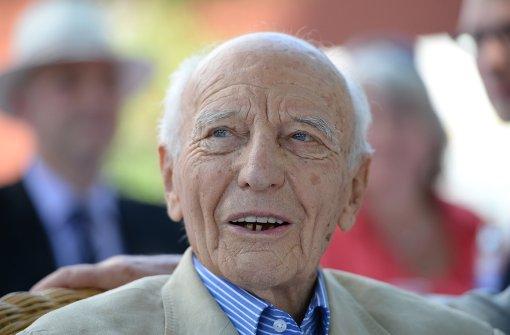Alt-Bundespräsident Walter Scheel tot
