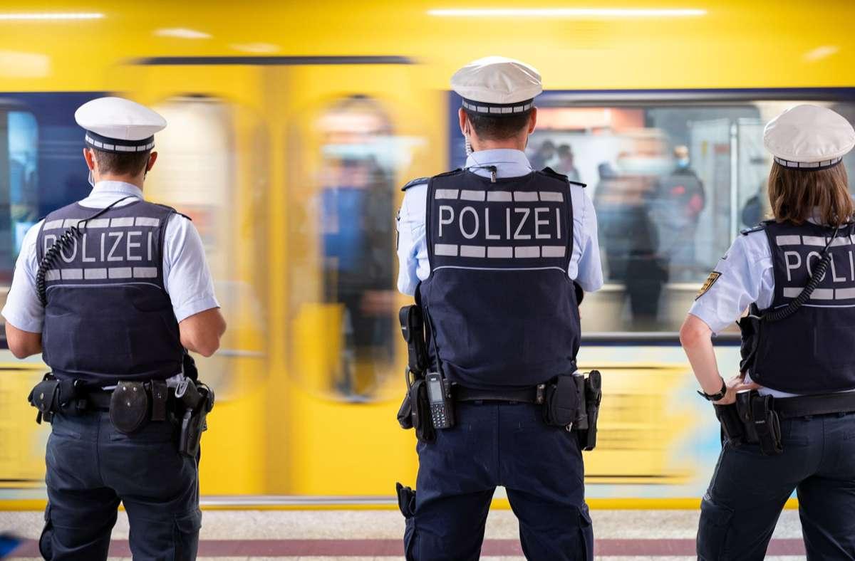 Stuttgarter Polizei