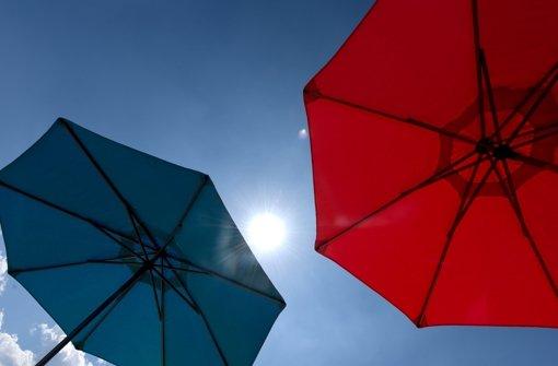 Das Wetter in Stuttgart und Region kann sich am Freitag nicht entscheiden: Es wird sonnig, aber auch wolkig und regnerisch. Foto: dpa