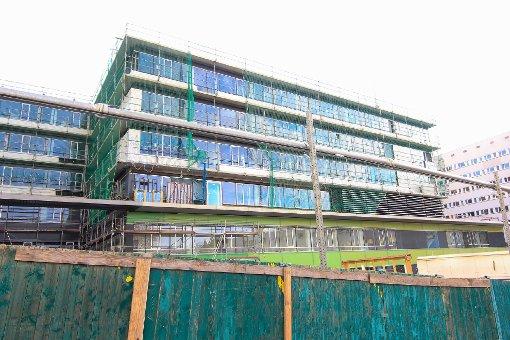 Wir halten die Baufortschritte der Stuttgarter Großbaustellen regelmäßig in Fotos fest - heute ist der Neubau des Olgahospitals und der Frauenklinik an der Reihe.  Foto: www.7aktuell.de/Karsten Schmalz