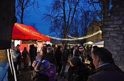 Finale für den Weihnachtsmarkt?