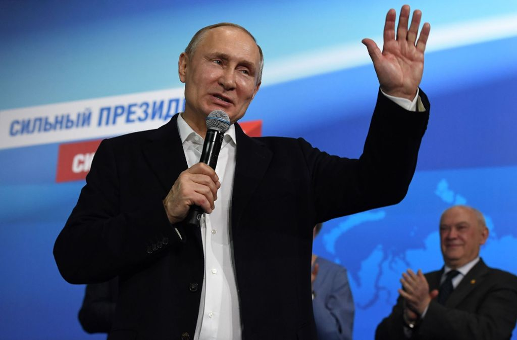 Wahl Russland