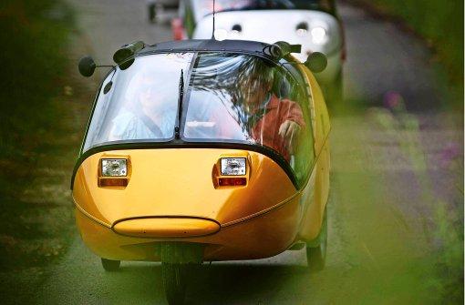Umweltbewusster  Fahrspaß