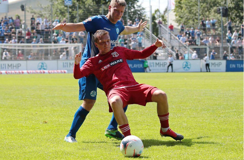 Letztes Oberliga Auswartsspiel 2019 Werden Die Stuttgarter