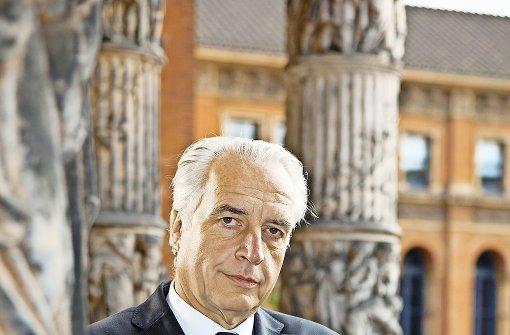 Ein Museumsmann von Welt wird Präsident