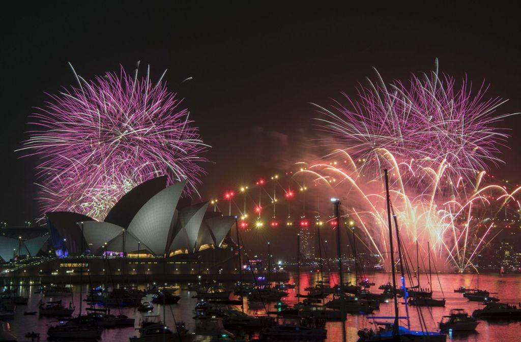 Welches Land Feiert Zuerst Neujahr
