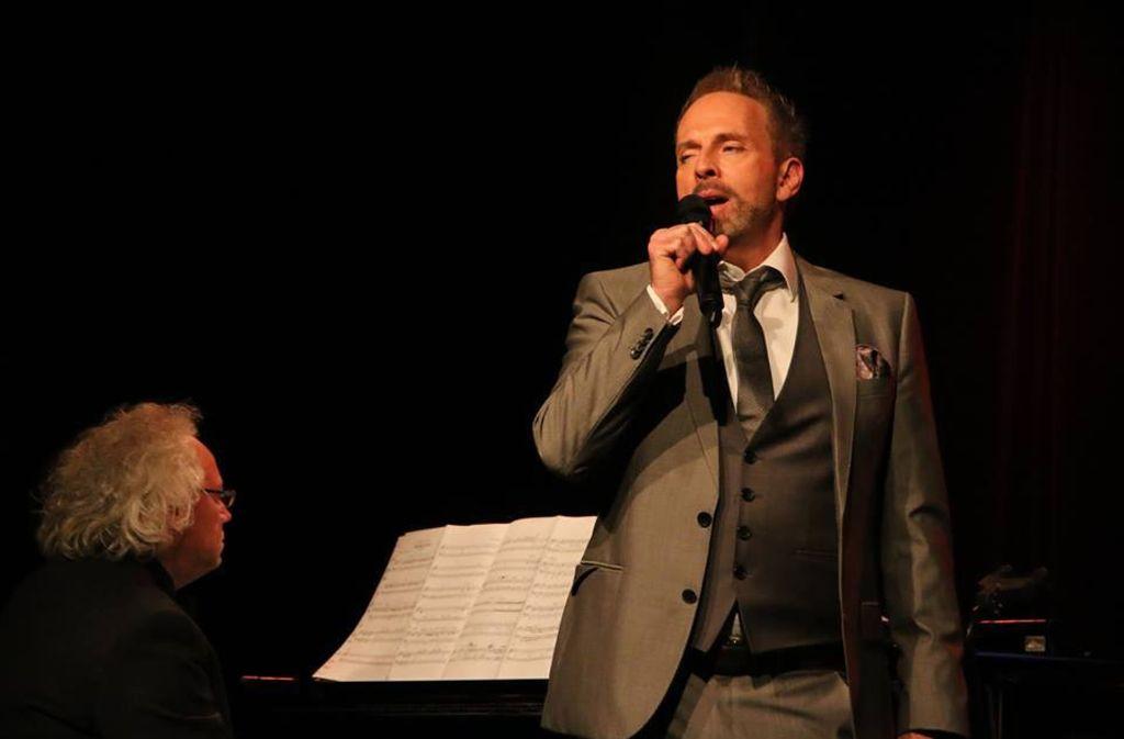 Musical In Stuttgart Kevin Tarte Rettet Vorstellung Der Vampire
