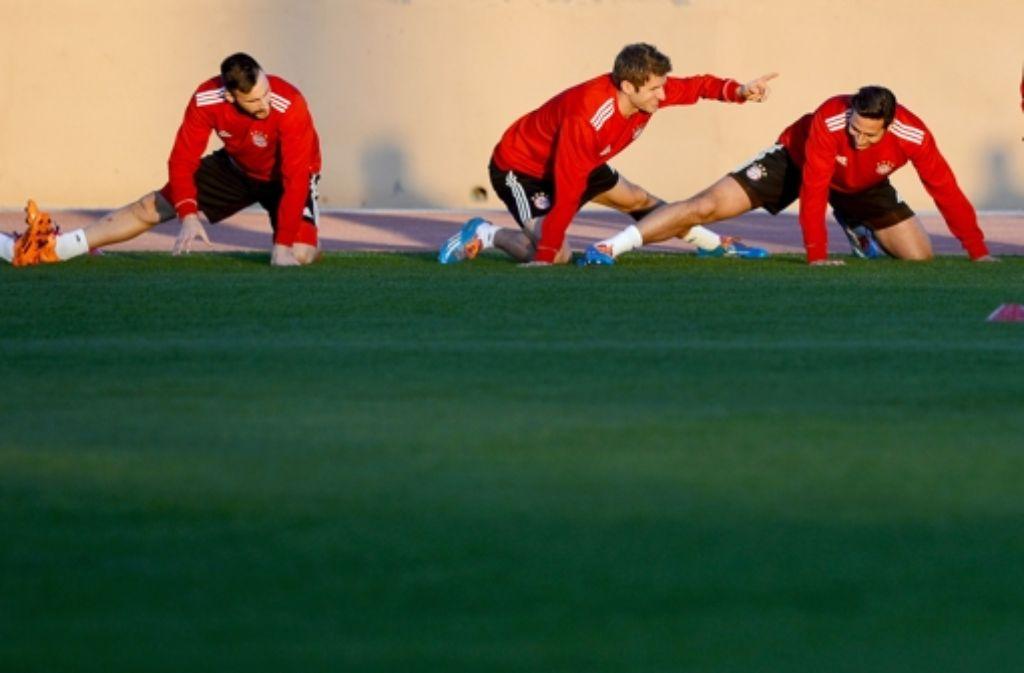 Bayern bei club wm wir sind hier um zu gewinnen for Nachrichten fussball