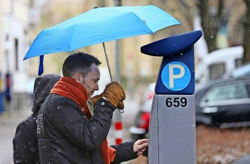 Ein Drittel will gratis parken