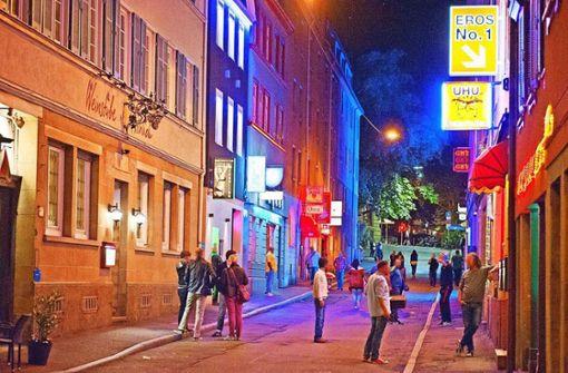 Verwirrung im Rotlichtviertel: In Stuttgart öffnen nicht