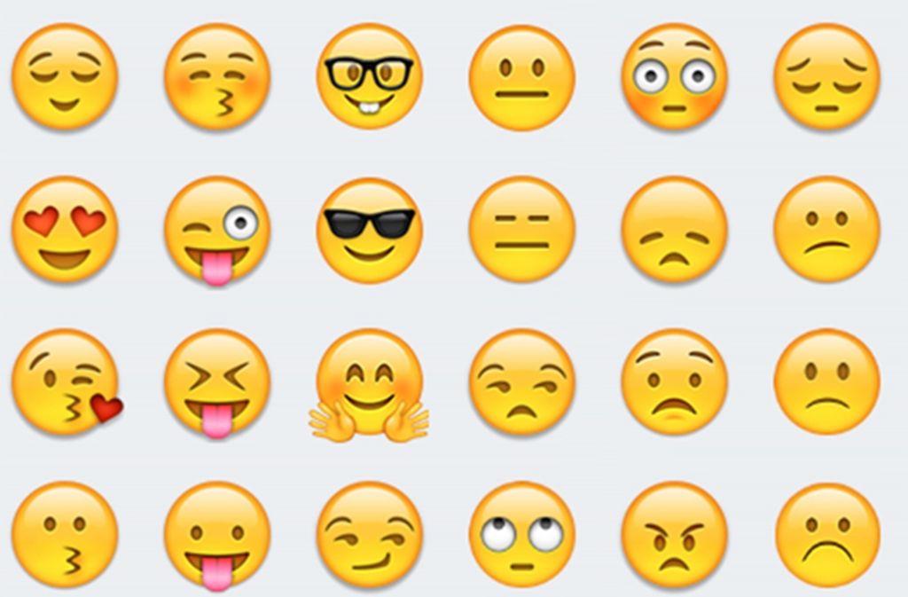D Smiley Bedeutung