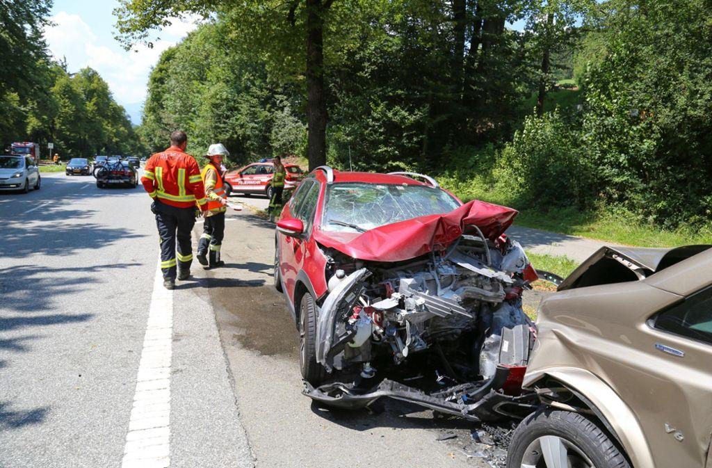 Frau Aus Ludwigsburg Verursacht Schlimmen Unfall In Bayern Nach
