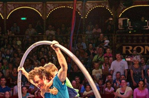 Bumerang-Effekt im Hightech-Zirkus