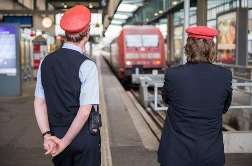 Streik Güterverkehr