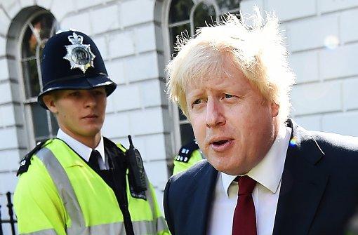 Boris Johnson will nicht Cameron-Nachfolger werden