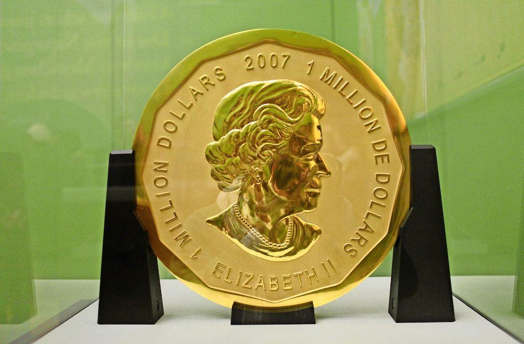 Bode Museum In Berlin Arabischer Clan In Goldmünzen Raub Verwickelt