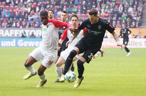 Augsburg Gegen Vfb