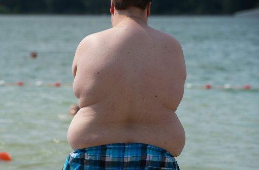 Deutschland wird immer dicker