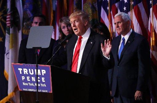Trump Wahlsieg