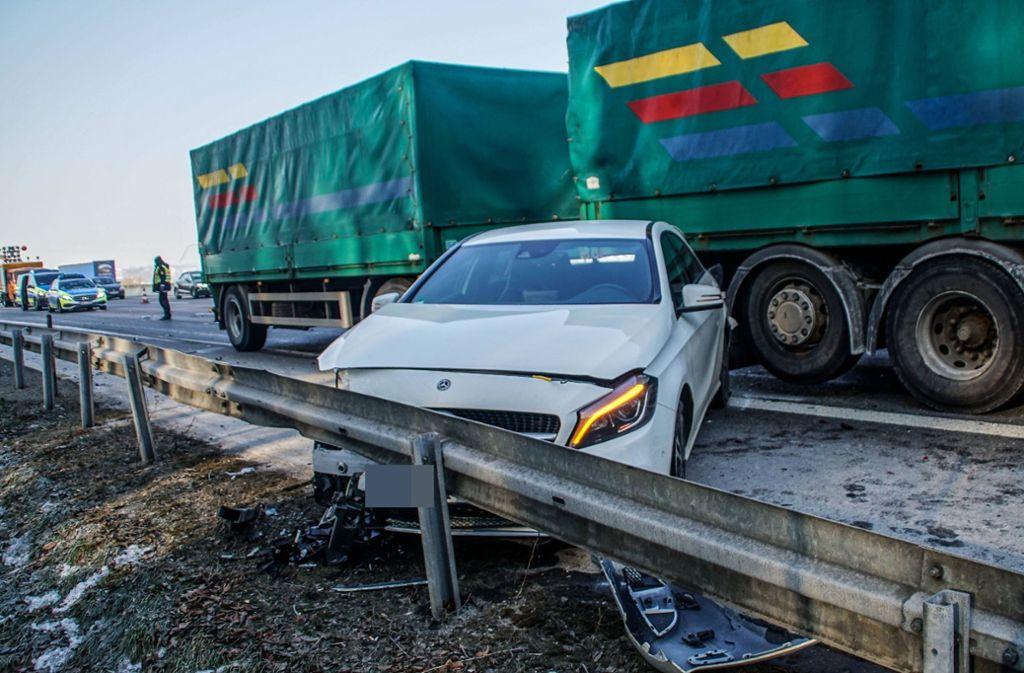 Unfall Stuttgart