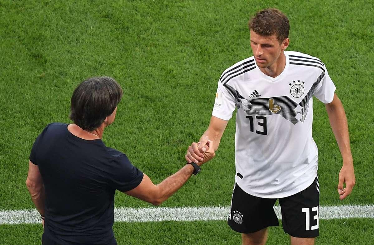 Thomas Müller Em 2021