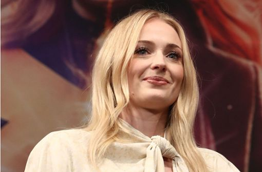 "Sophie Turner (""Game of Thrones"") spielt im ""X-Men""-Film die Hauptrolle. Foto: Getty Images"