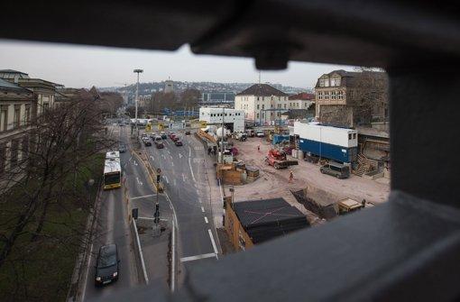 Am Gebhardt-Müller-Platz sind Ampeln außer Betrieb