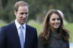 Aus der ganzen Welt gratulierten Politiker, Prominente und Königshaus-Fans Herzogin Kate zur Schwangerschaft. Unter den Gratulanten waren auch ... Foto: AP