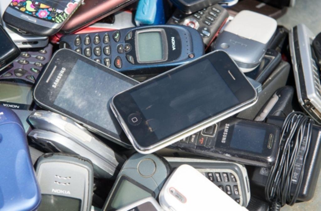 Aktuelle mobiltelefone