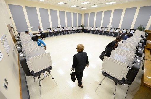 """""""Sechs Millionen US-Bürger dürfen nicht wählen"""""""