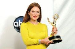 US-Actrice Julianne Moorebr Foto: AP