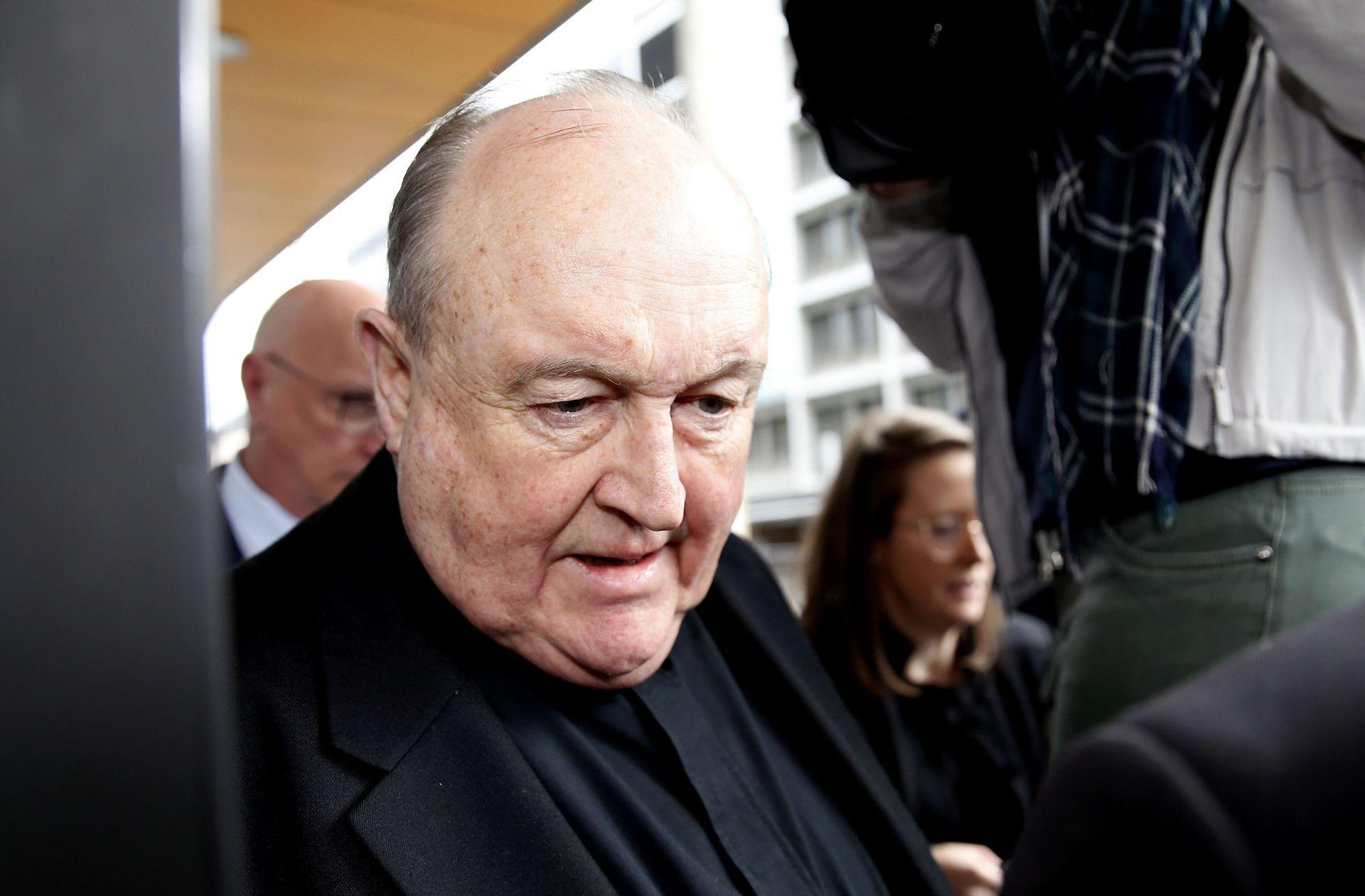 Kindesmissbrauch vertuscht?: Australischer Erzbischof