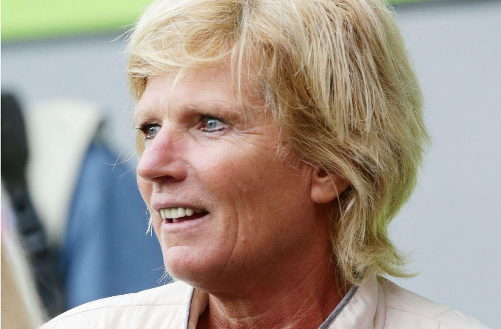 Tv Kommentatorin Des Zdf Claudia Neumann Spricht Uber Die