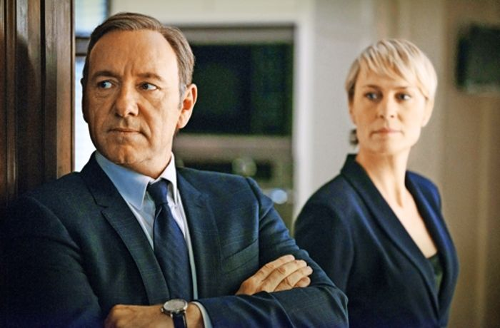 House of Cards: Netflix-Panne oder Marketing-Gag?