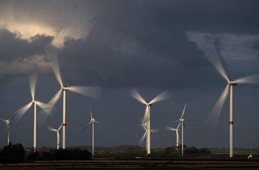 Nachbarstaaten von Deutschland  wie Frankreich, Österreich oder die Schweiz zählen  zu den Gewinnern der deutschen Energiewende. Die Strompreise steigen dort deutlich langsamer als hierzulande – oder sie sinken sogar. Foto: dpa