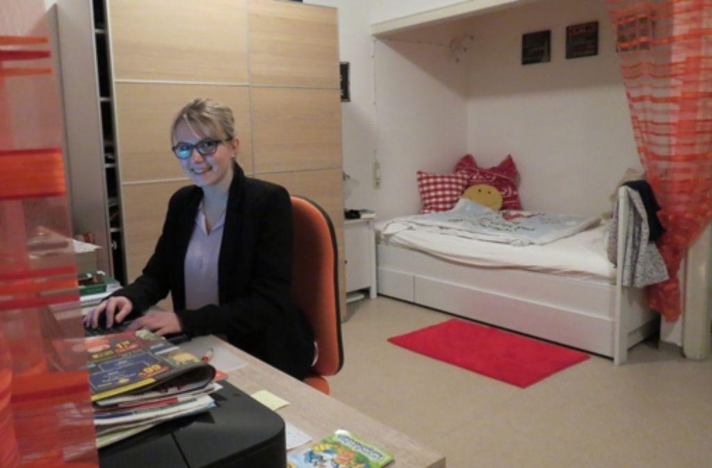 studenten in bad cannstatt mieten wohnen leben bad cannstatt stuttgarter nachrichten. Black Bedroom Furniture Sets. Home Design Ideas